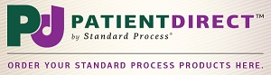 Standard Process Products are offered through patient Direct